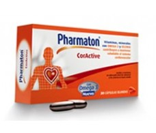 Pharmaton CorActive 50 Plus 60 capsules