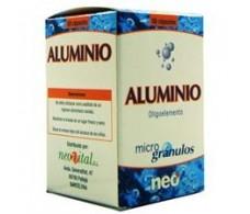 Neo Aluminum microgranules 50 capsules