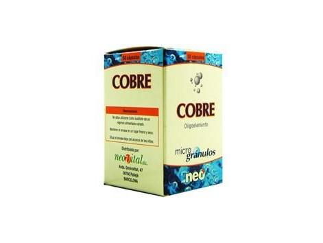 Copper microgranules Neo 50 capsules