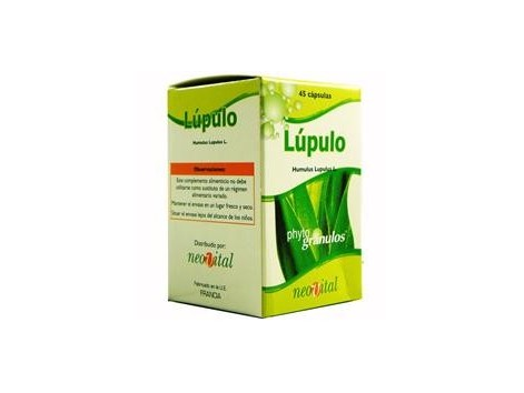 Hops microgranules Neo 45 capsules