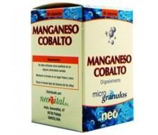 Neo microgranules Cobalt Manganese 50 capsules