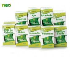 Neo microgranules green tea 45 capsules