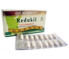 Marnys Redukil Glucomanan 450mg/60capsules.