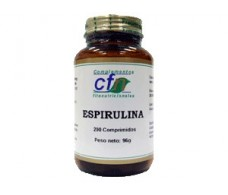 CFN Espirulina 200 tablets.