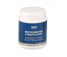 GSN Complete Nutrients chocolate 450gr.