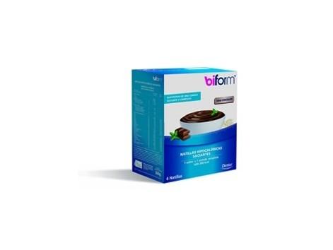 Dietisa Biform Chocolate Custard Biform 6 sachets of 50 grams.