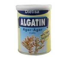 Dietisa Algatín Powder (Agar-agar seaweed) 130 grams.