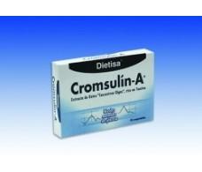 Dietisa Cromsulín-A 48 tablets.