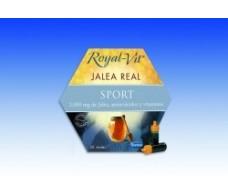 Dietisa Sport Royal Jelly 20 vials.