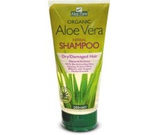 Madal Bal Aloe Vera Shampoo Dry or Damaged Hair 200 ml.