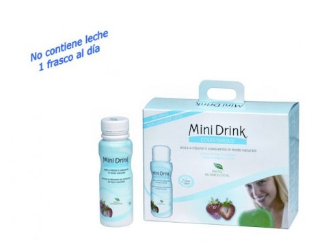 Dra Natureza Minidrink Cholesterol 8 bottles.