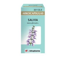 Arkochim / Arkocápsulas Salvia 50 capsulas.