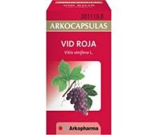 Arkochim / Arkocápsulas Red Vine 50 caps.