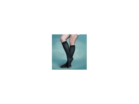 BIG Black Compression Socks 30-40 mm Hg deposit 280 DEN