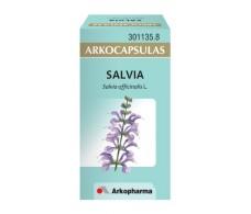 Arkochim / Arkocápsulas Salvia 100 capsulas.