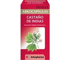 Arkochim / Arkocápsulas Castaño da Indias 84 cápsulas.