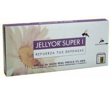 Eladiet Jellyor Super I Help defenses 20 ampoules.