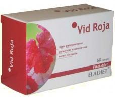 Eladiet Fitotablet Red Vine 60 tablets.