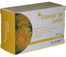 Eladiet Fitotablet Dandelion 60 tablets.