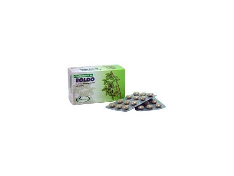 Soria Natural Boldo (liver, gallbladder) 60 tablets.