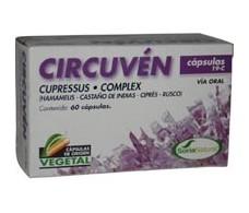 Soria Natural Capsules 19-C Circuvén (circulation) 60 capsules