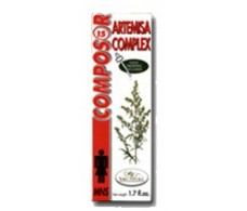 Soria Natural Composor 15 Artemis complex (menstruation) 50ml.