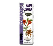 Soria Natural Composor 20 Harpa complex 50ml.