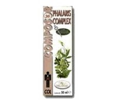 Soria Natural Composor 26 Phalaris complex (cholesterol) 50ml.