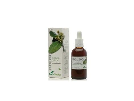 Soria Natural Boldo extract (liver, gallbladder) 50ml.