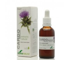 Soria Natural Milk thistle extract (liver) 50 ml.