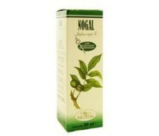 Soria Natural Walnut Extract (inflamed mucous) 50ml.