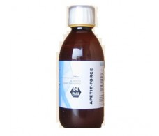 Nale Apetit-Force Sirup 250 ml.