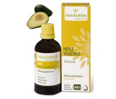 Pranarom Avocado Vegetable Oil 50ml Bio.