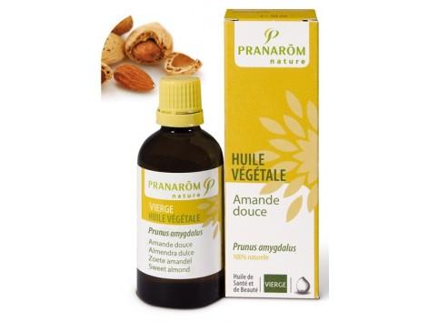 Pranarom Virgin Sweet Almond Vegetable Oil 50ml.