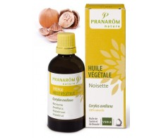 Pranarom Virgin Hazelnut Vegetable Oil 50ml.