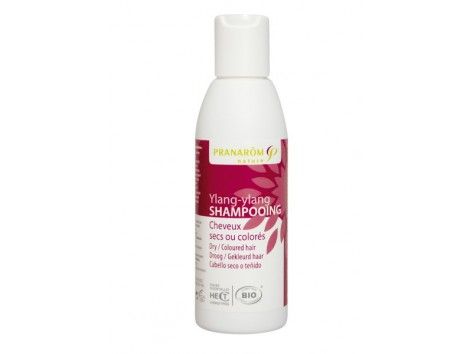 Pranarom Shampoo Ylang-ylang Dry Hair or stained 500ml.