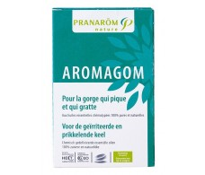Pranarom Aromagom 24 candies.