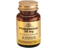 Solgar 30mg Pine bark extract Pycnogenol ® 30 capsules veget.