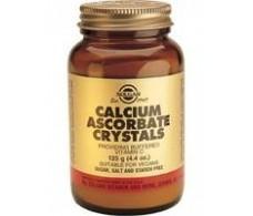 Solgar Calcium Ascorbate Crystals 250g powder preparations.