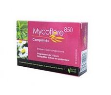 Sante Verte Mycoflore 850. 30 tablets.