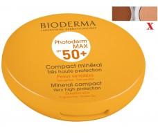 Bioderma Photoderm Max Color Compact SPF50 + fair skin.