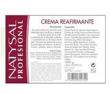 Natysal Firming Cream 1000 ml.