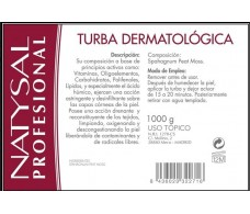 Natysal Peat Dermatologica 1000ml.