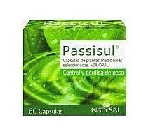 Natysal Passisul (weight control) 60 capsules.
