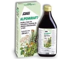 Alpenkraft Via respiratory 250 ml Salus.