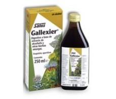 Gallexier Liver 250ml. Salus.
