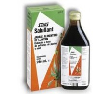 Salullant Expectorant syrup 250ml Salus.