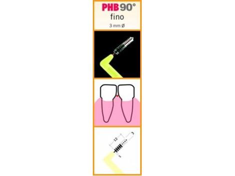 PHB 90 interdental brushes Fino 6 +.