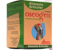 Oseogen food joint 72 capsules.