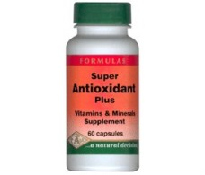 Pal Antioxidant Plus 60 capsules.